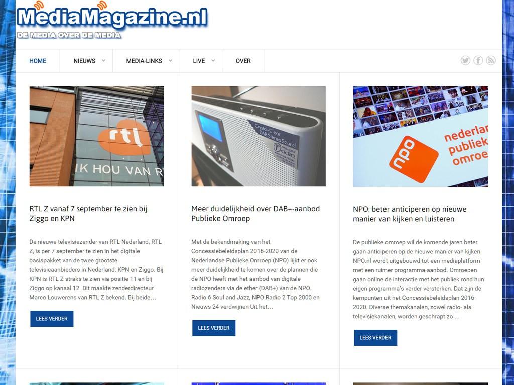 nieuw jasje MediaMagazine