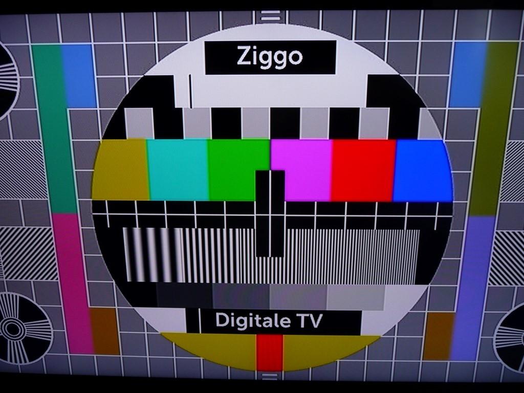 ziggo testbeeld