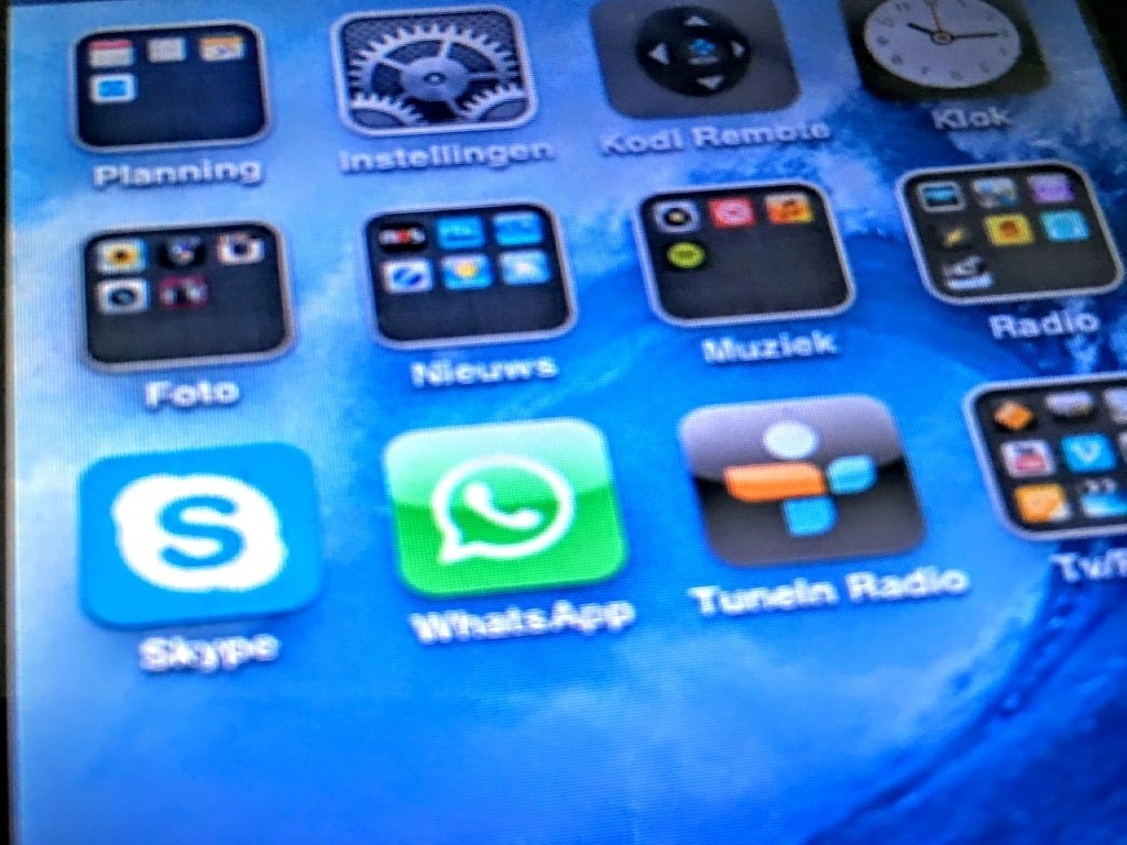 apps-telefoon