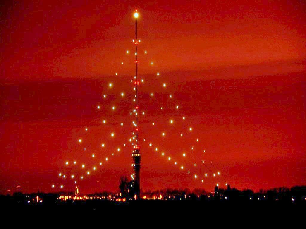 Nieuwe Verlichting De Grootste Kerstboom Gaat Op 8 December Aan