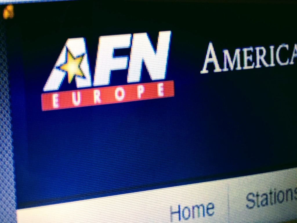 AFN Power Network gestopt; BFBS krimpt in Duitsland in