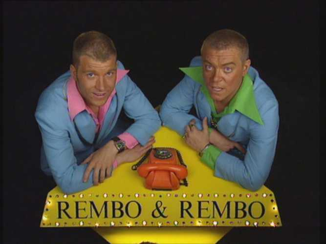 Rembo & Rembo / (C) VPRO